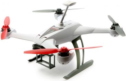 RC dron Blade 350 QX3 RTF Mód 2/4