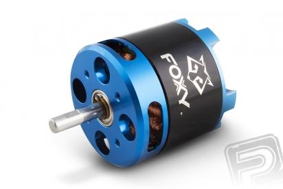 Combo set FOXY G2 C4130-375   FOXY 120A regulátor