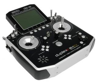 DS-16 EX , mode 1 a 3 (CZ SW)