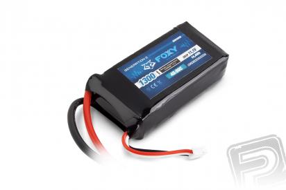 FOXY G2 Li-Pol 1300mAh/11,1V 40/80C 14,4Wh