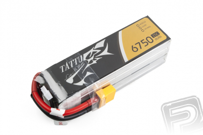 Gens ace TATTU 6750mAh 14.8V 25/50C Multicopter line