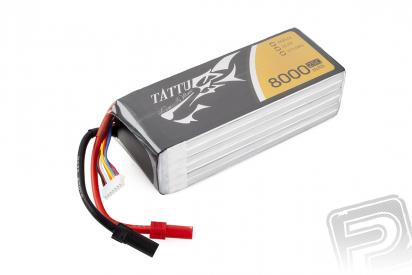 Gens ace TATTU 8000mAh 22.2V 25/50C 6S1P pro DJI S800