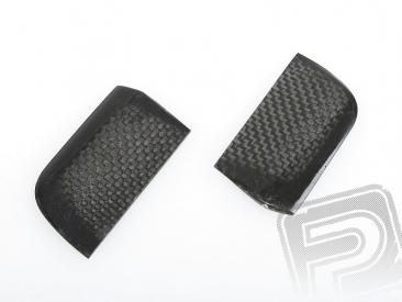 Griffin 450 - Uhlíkové stabilizační plošky