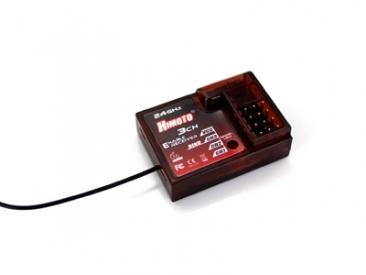 Himoto - 3 kanálový 2,4GHz přijímač