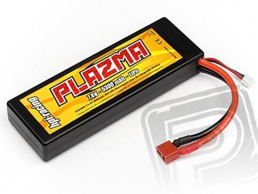 HPI - Plazma 7,4V 5300mAh 30C LiPo Stick sada