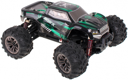 RC monster truck 9145, zelená