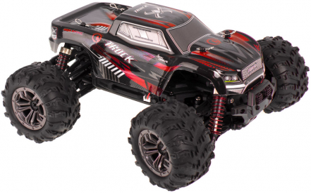 RC monster truck 9145, červená
