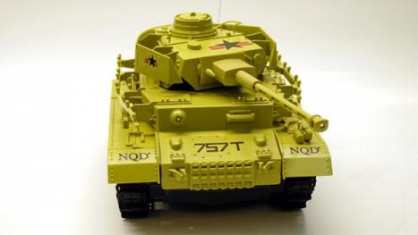 RC Obojživelník Challenger, žlutá