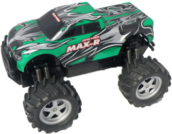 RC OFF-ROAD MAX-R, zelená