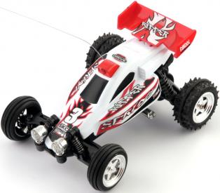 RC auto MINI BUGGY 2011, bílá