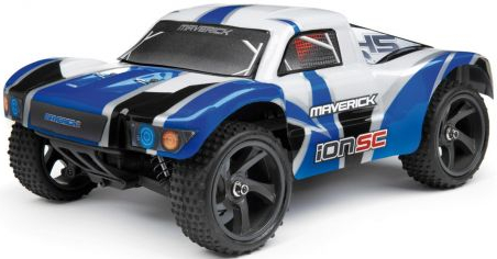 RC auto ION SC 1:18 Short course RTR