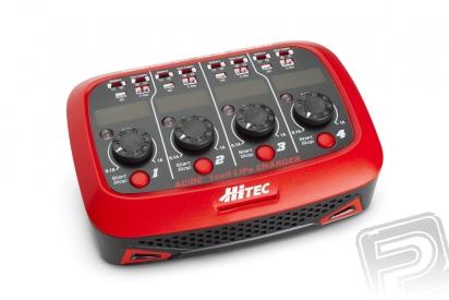 Nabíječ MultiCharger X4 Micro 4x 1S LiPo