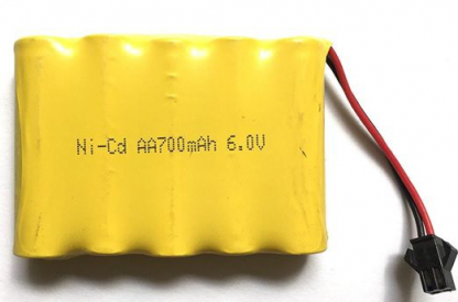 Náhradní akumulátor 6V 700 mAh