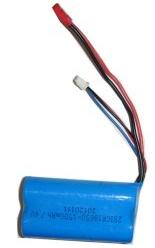 Náhradní akumulátor Li-Po 7,4V 1300 mAh