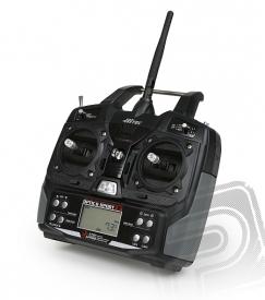 OPTIC 6 SPORT 2,4 GHz (mode 2), pouze vysílač