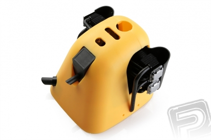 PIPER J3 - motorový kryt + maketa motoru