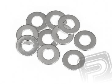 Podložky 5,1x13x0,3 mm (10 ks)