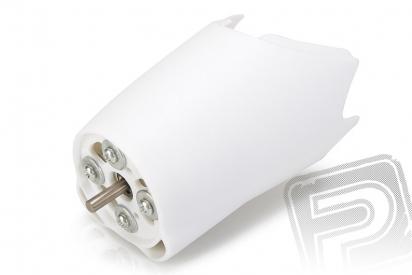 PULSE motor s plastovým výliskem přídě