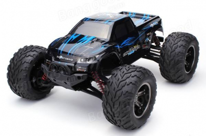 RC auto 9115 Challenger - monster truck, modrá
