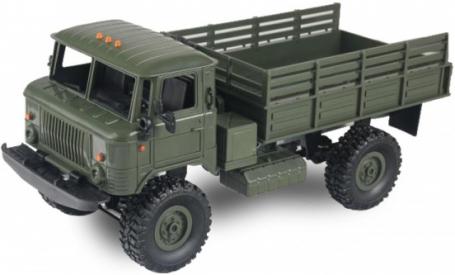 RC auto GAZ-66, zelená