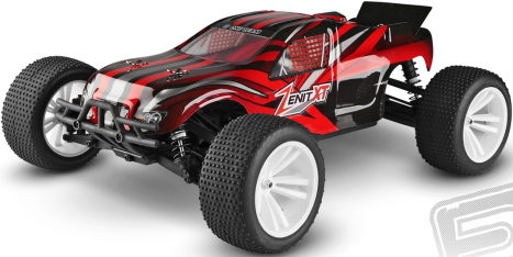 RC auto HiMoto ZENIT XT, červená