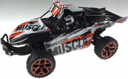 RC buggy X-Knight Muscle, oranžová