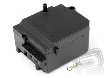 RC box Bullet nitro/spalovací