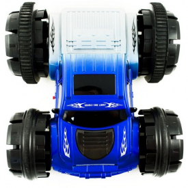 RC Double car, modrá