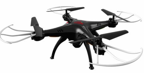 RC dron Syma X5SC PRO, černá