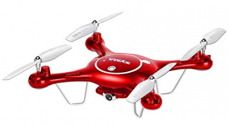 RC dron Syma X5UW