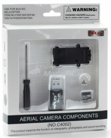 RC kamerka MJX C4002