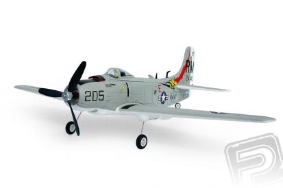 RC letadlo A1D Skyraider (Baby WB)