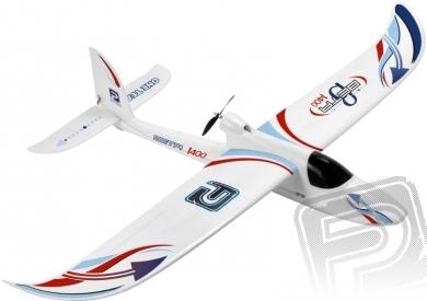 RC letadlo BETA 1400 kit