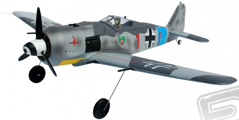 RC letadlo Focke-Wulf FW-190 V2 (Baby WB)