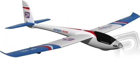 RC letadlo GAMA 2100