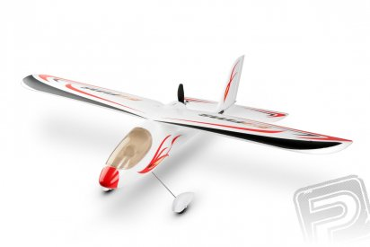 RC letadlo Red Dragonfly