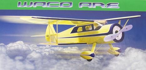 RC letadlo Waco ARE