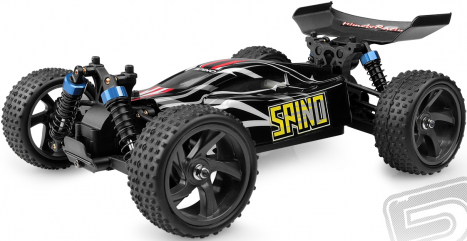 RC MODEL, HIMOTO BUGGY 1:18, SPINO