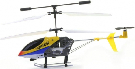 RC vrtulník MJX T638