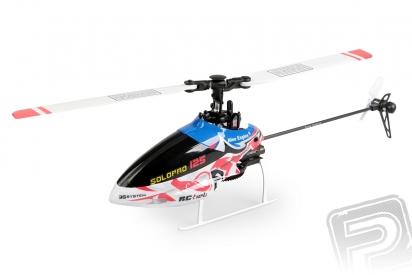 RC vrtulník Solo Pro 125 3D