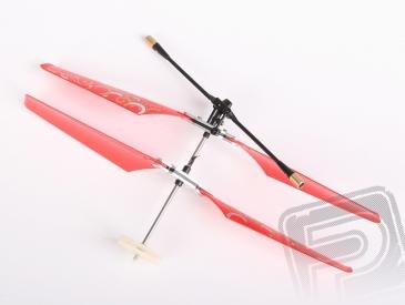 Rotorový komplet červený - NANOCOPTER