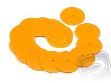 Sada oranžových kuželů (16 ks) pro Q32