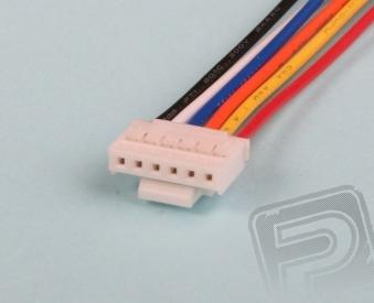 servisní konektor THUNDER (5 čl.)