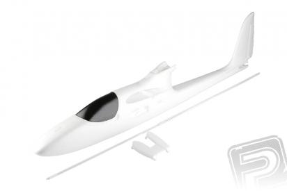 Sky Scout - wing fuselage