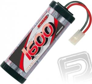 Sport pack 1600mAh 7.2V NiMH StickPack