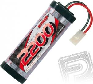Sport pack 2200mAh 7.2V NiMH StickPack