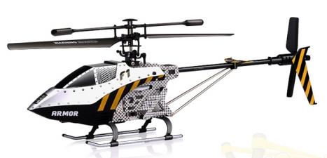 RC vrtulník Syma F1, šedá