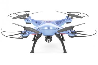 Dron Syma X5HW, modrá