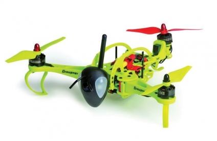 Trikoptéra HoTT-Hornet 250 CAM, RTF