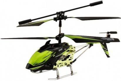 RC vrtulník WL Toys S929, zelená